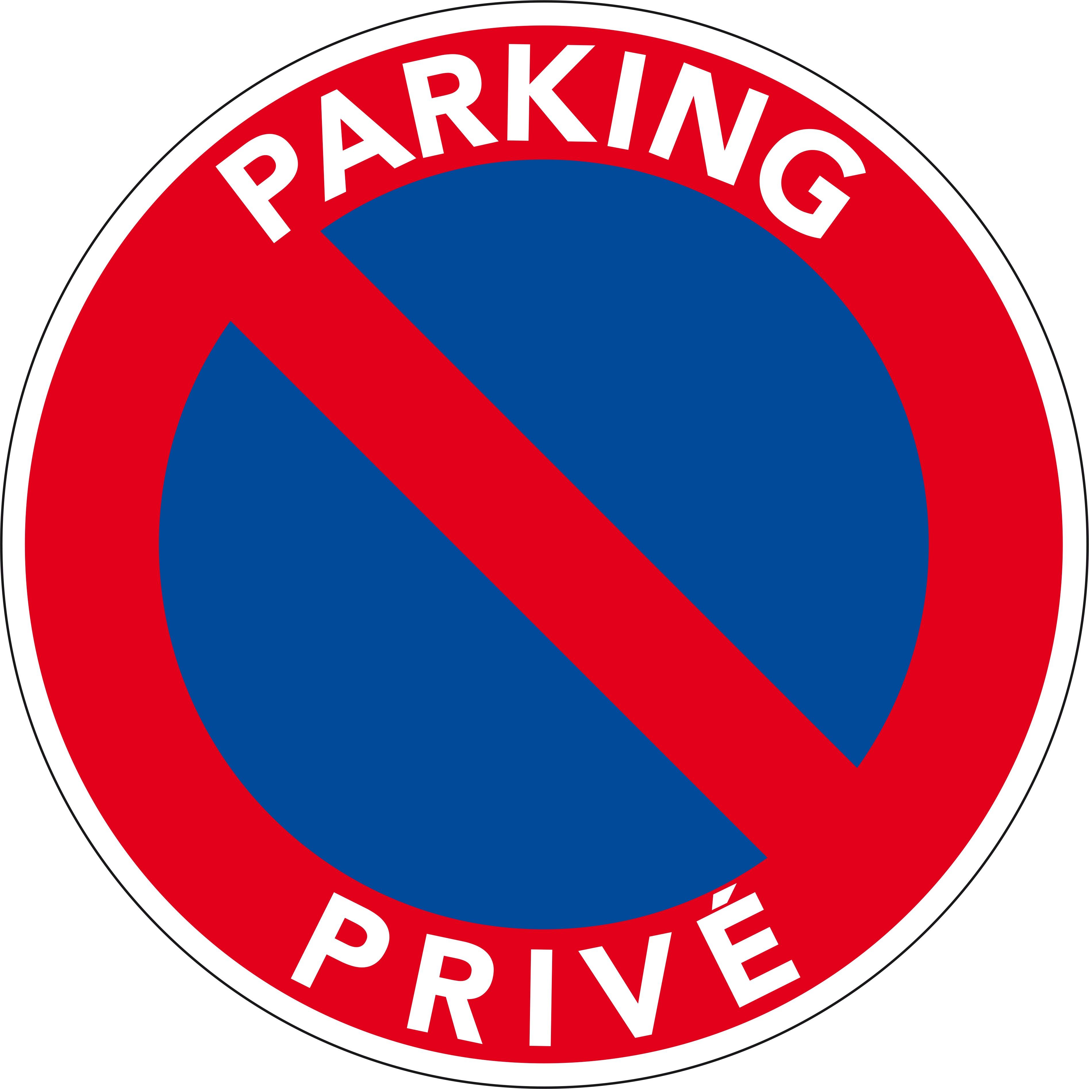 Panneau interdiction de stationner a imprimer - Panneau interdiction stationner ...