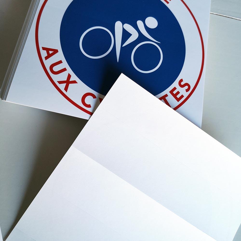 stationnement interdit sur les pistes cyclables